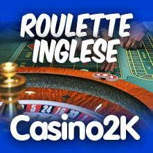 Roulette inglese 14610